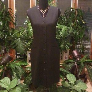 Ann Taylor Dress/Vest